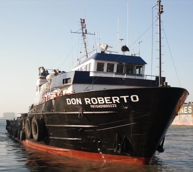 Barco-Remolcador